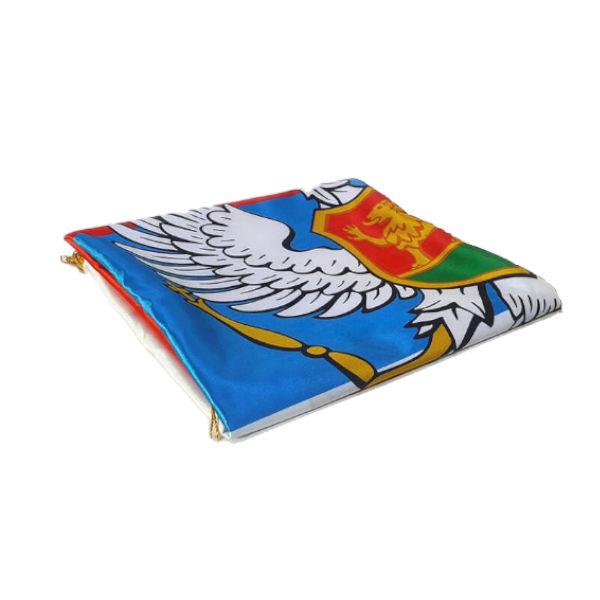 Zastava Kraljevine Crne Gore - Saten - 120x80cm-3