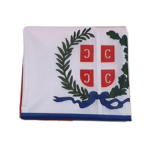 Zastava Kneževine Srbije Iz 1835. God. - 150x100 cm-3