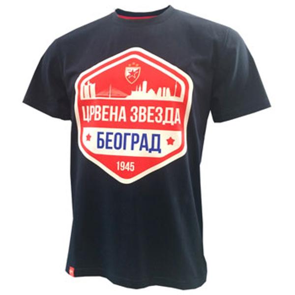 FK CRVENA ZVEZDA MAJICA 1945 TEGET-1