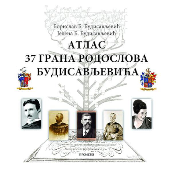 ATLAS 37 RODOSLOVA BUDISAVLJEVIĆA - Borislav Budisavljević-1