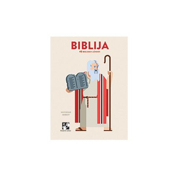 BIBLIJA: 40 LIČNOSTI IZ BIBLIJE - SILVI BOSIIJE-1