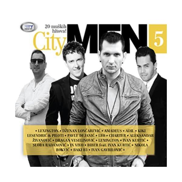 CITY MEN VOL.5-1