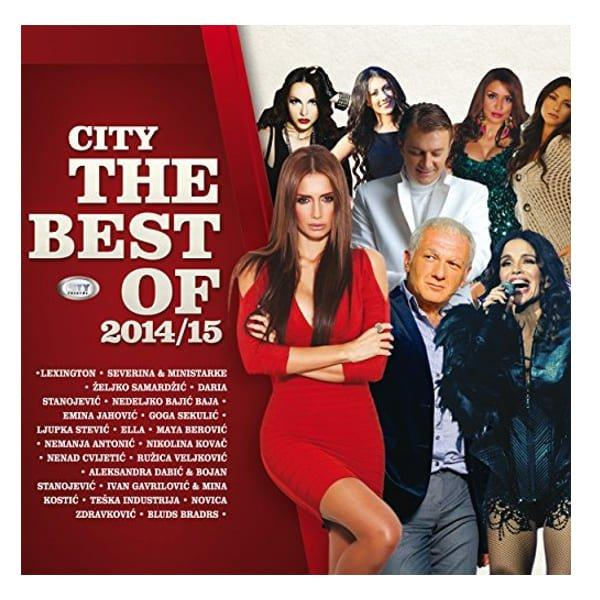 CITY THE BEST OF 2014/2015-1