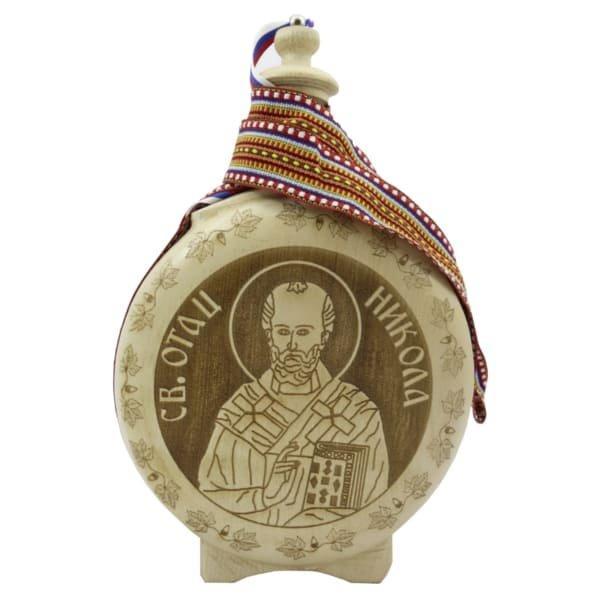 ČUTURA BUKLIJA 0,7L - SVETI NIKOLA, Sv. Nikola-1