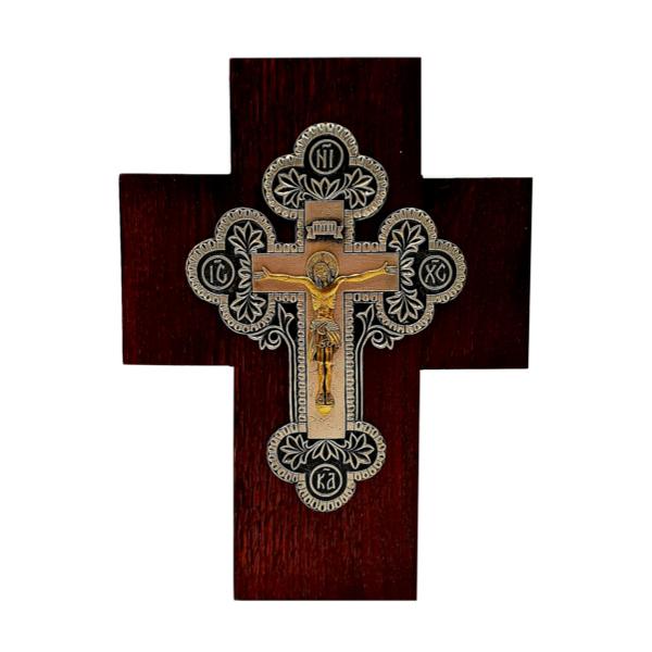 DRVENI KRST ISUS HRISTOS, ZIDNI KRST-1