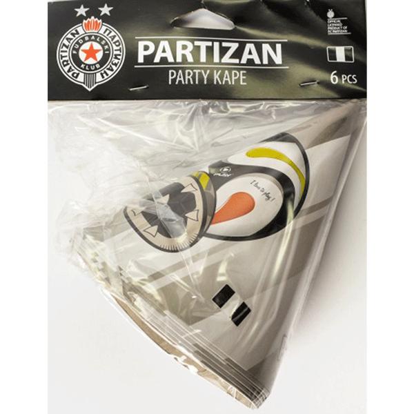 FKP PARTY KAPE 6/1 PARTIZAN-1