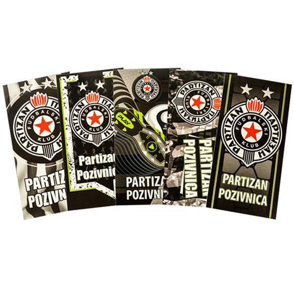 FKP PARTY POZIVNICE 1/1 PARTIZAN-1