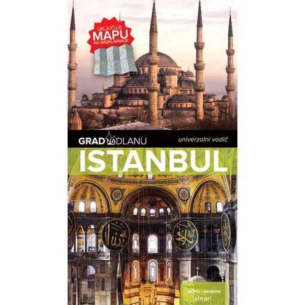 GRAD NA DLANU - ISTANBUL-1