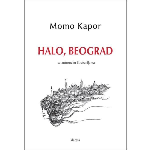 HALO, BEOGRAD - MOMO KAPOR KNJIGE-1
