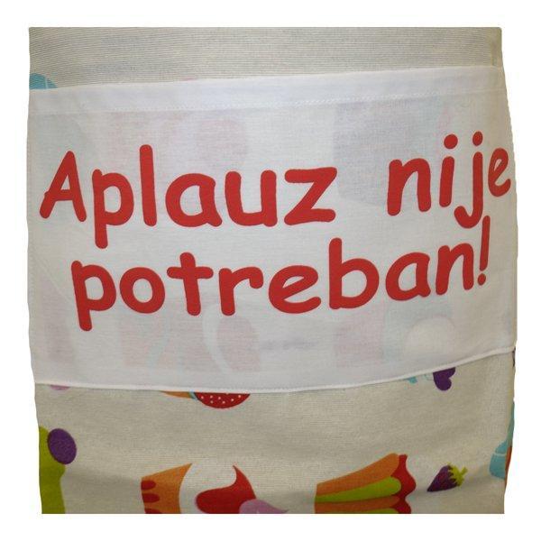 KECELJA ZA DOMAĆICE - APLAUZ NIJE POTREBAN-2