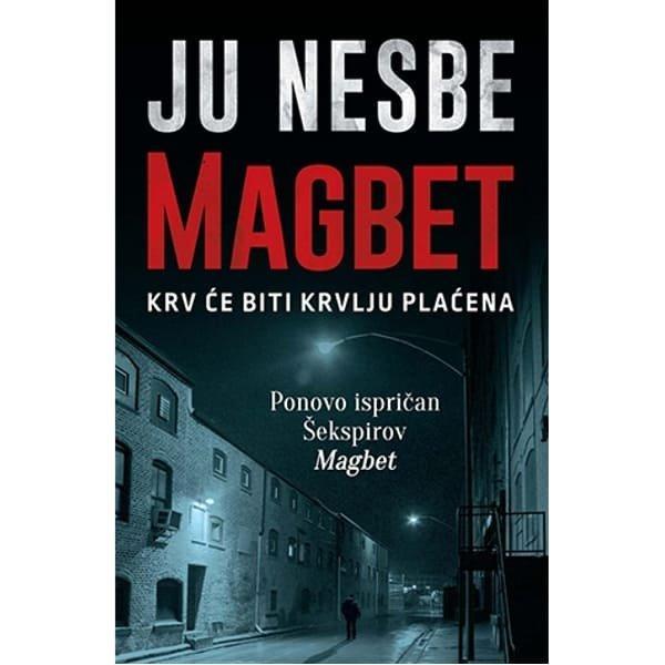 MAGBET - JU NESBE-1