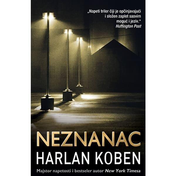 NEZNANAC - HARLAN KOBEN-1