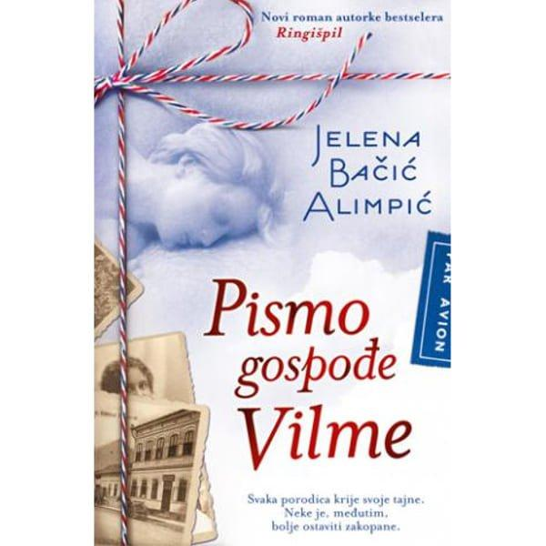 PISMO GOSPOĐE VILME - JELENA BAČIĆ ALIMPIĆ-1