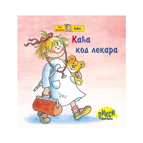 PIXI - KAĆA KOD LEKARA-1