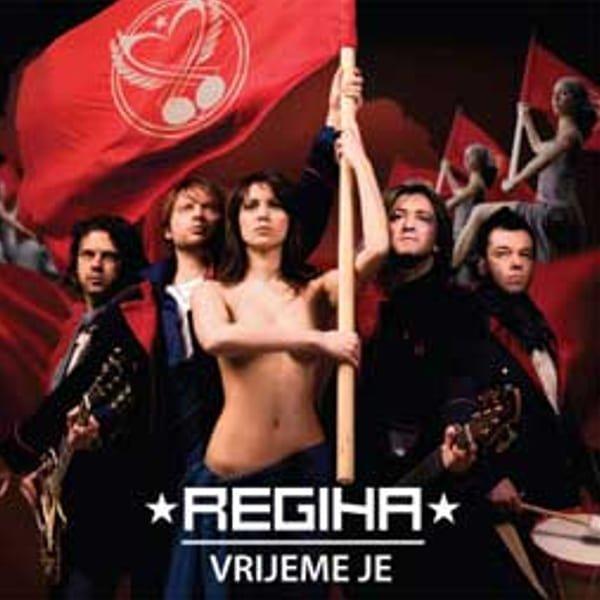 REGINA - VREME JE-1