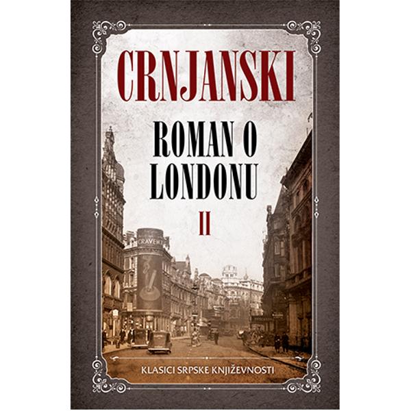 ROMAN O LONDONU II - MILOŠ CRNJANSKI-1