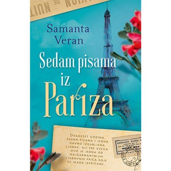 SEDAM PISAMA IZ PARIZA - SAMANTA VERAN-1