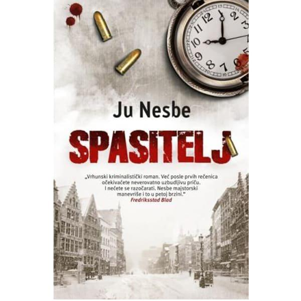 SPASITELJ - JU NESBE-1