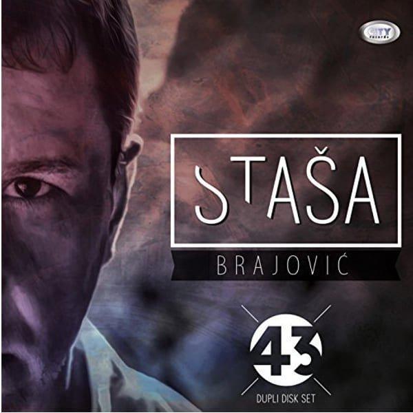 STAŠA BRAJOVIĆ - 43 (2CD)-1