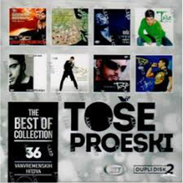 TOŠE PROESKI - THE BEST OF COLLECTION 2018-1
