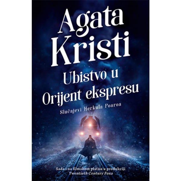 UBISTVO U ORIJENT EKSPRESU - AGATA KRISTI-1