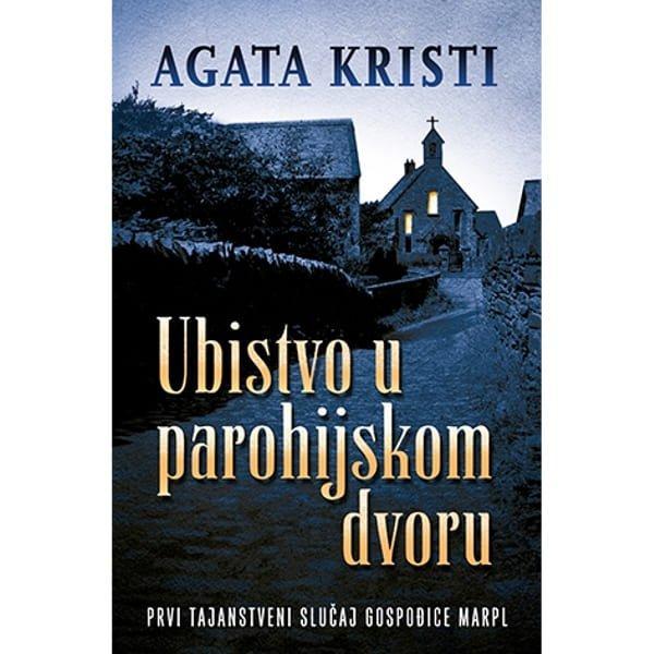 UBISTVO U PAROHIJSKOM DVORU - AGATA KRISTI-1