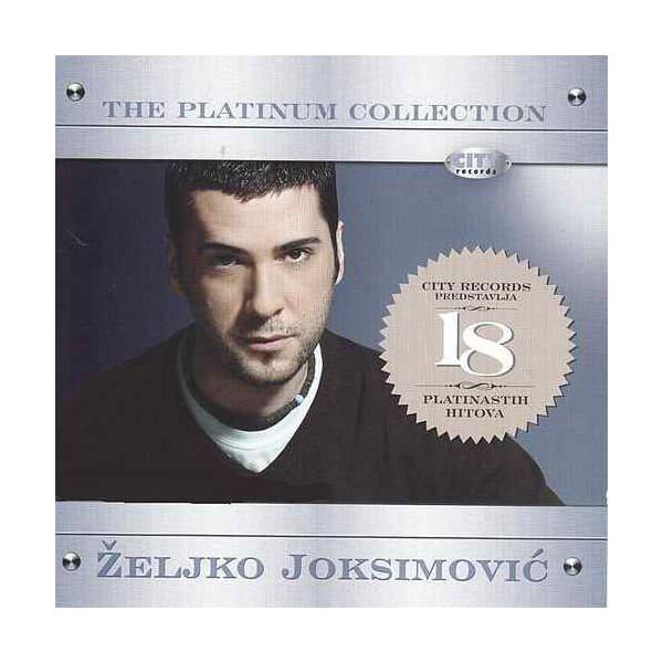 ŽELJKO JOKSIMOVIĆ - THE PLATINUM COLLECTION-1